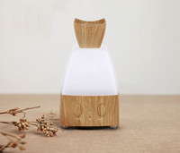 GX Diffuser Ultrasonic Air Humidifier Aroma Diffuser Aromatherapy Essential Oil Air Humidifier Home Mist Maker 7