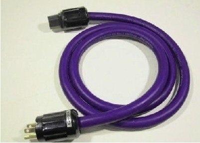 HiFi аудио ссылка 2 кабеля 10А переменного тока powerline-адаптеров питания