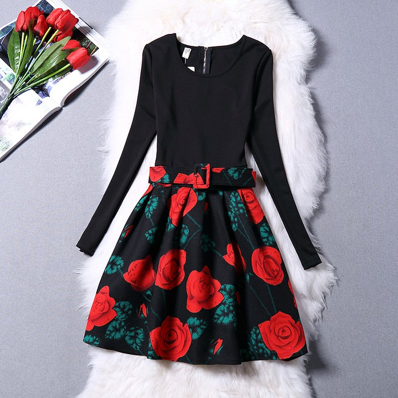 4-12Y O-Neck Baby Girls Dresses Tutu Party Princess Children Clothing Toddler Autumn Infantil Girl Dress Wedding Kids Clothes baby summer dress girl party toddler sleeveless next kids clothes tutu casual girls dresses wedding vestidos children clothing