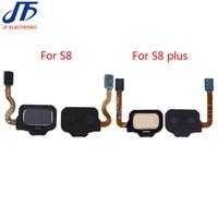 10pcs Lot Touch Fingerprint Sensor Home Return Key Menu Button Flex Cable For Samsung Galaxy S8