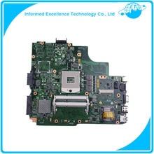 Для ASUS K43E Материнская плата ноутбука K43SD REV: 2.2 100% испытанное