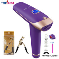 100% original Lescolton IPL Epilator Permanent Laser Hair Removal LCD Display Epilador a Laser Bikini Trimmer Photoepilator