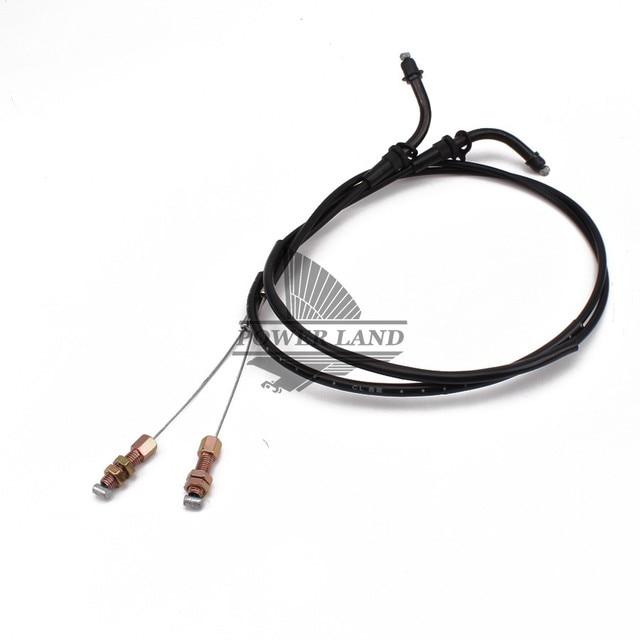Throttle Cable Rope Brake Oil Accelerator Control Wire Line For Suzuki Gsxr600 Gsxr750 Gsxr1000