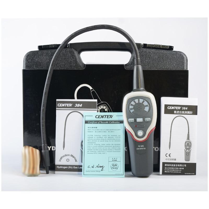 CENTER 384 Track Gas Leak Detector mixture 5 Hydrogen H2 95 Nitrogen N