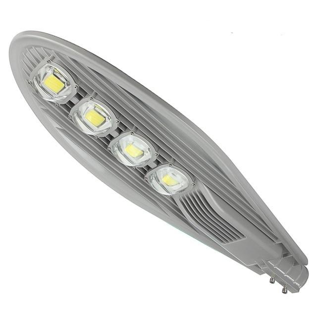 1pcs Waterproof LED Streetlight High Power 30W 200W COB Street Light Road Lamp Garden Park Path