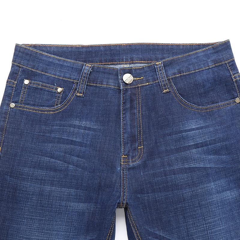 96508466a6d Известный бренд Balplein модные дизайнерские джинсы для мужчин прямые темно  синий цвет печатных s джинсы для