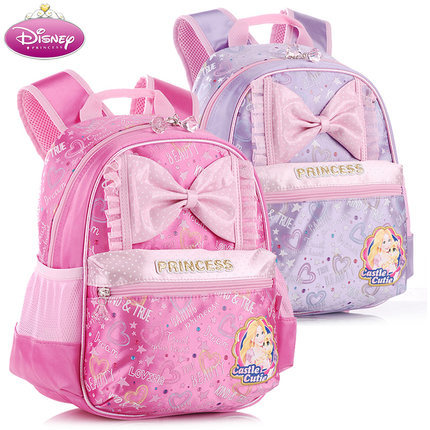 New Arrival Children S School Bags Nursery Bag Small Cartoon Baby Backpack Violetta And Pink Es476 In From Luggage On