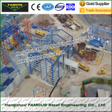 Structural Steel Fabrication Industrial Steel Buildings For Warehouse Frame