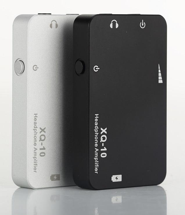 새로운 오리지널 xDuoo XQ-10 xq10 레일 레일 앰프 칩 미니 휴대용 헤드폰 앰프