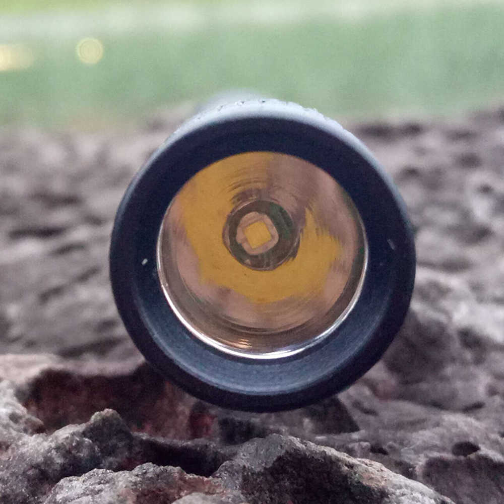 Z50 Mini Taschenlampe CREE Q5 1000LM LED Taschenlampe Tasche Licht Wasserdichte Laterne AAA Batterie Leistungsstarke Für Camping