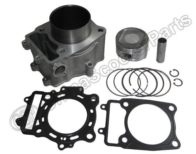 87.5mm Cylinder Piston Gasket Kit  LINHAI LH188MR 500 500CC UTV ATV GO KART