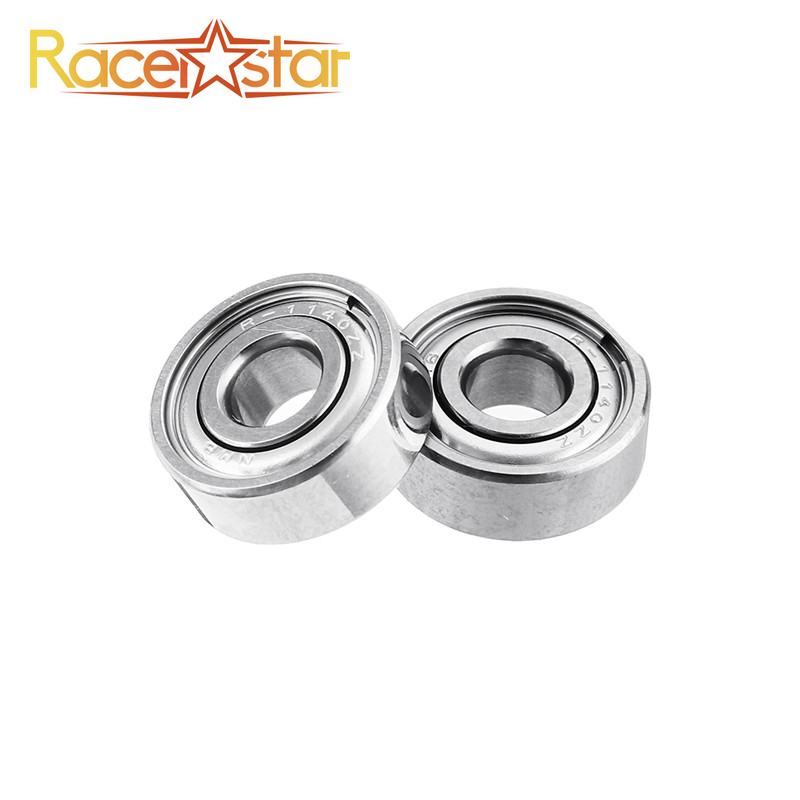 2 PCS Racerstar NMB Bearing 3x8x4 1.5x4x2 3x6x2.5 4x11x4 4x9x4 Bearing for 1104 2205 2207 <font><b>2306</b></font> 2508 Brushless Motor Spare Part image