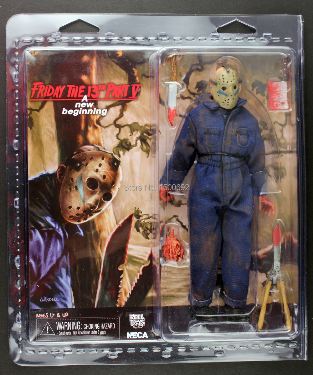 Toys For 13 : Aliexpress buy neca friday the th jason voorhees