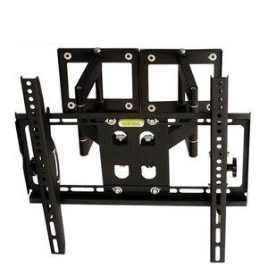 """Image 4 - 32 65"""" Heavy Duty Wall Corner LED LCD TV Mount Flexible Full Motion TV Swing Arm Bracket Ceiling Mount Load 100kgs EMP522MT"""