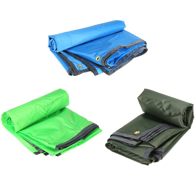 New Moisture Proof Outdoor Pad 2.2*1.8 M 3-4 Person Camping Mat Ultralight Sun Shelter Roof Beach Tent Pergola Awning Canopy
