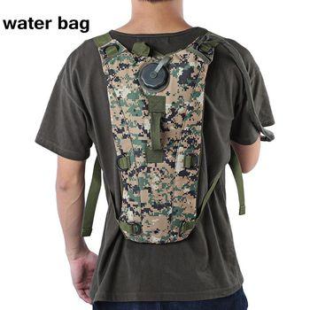 3L Water Bag bottle Pouch knapsack tactical kamp malzemeleri hydration backpack