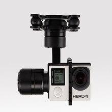 ZeusCam A-G4 GoPro2/3/4 Sin Escobillas Cardán 360 Grados con Salida AV ZeusCam A-G4