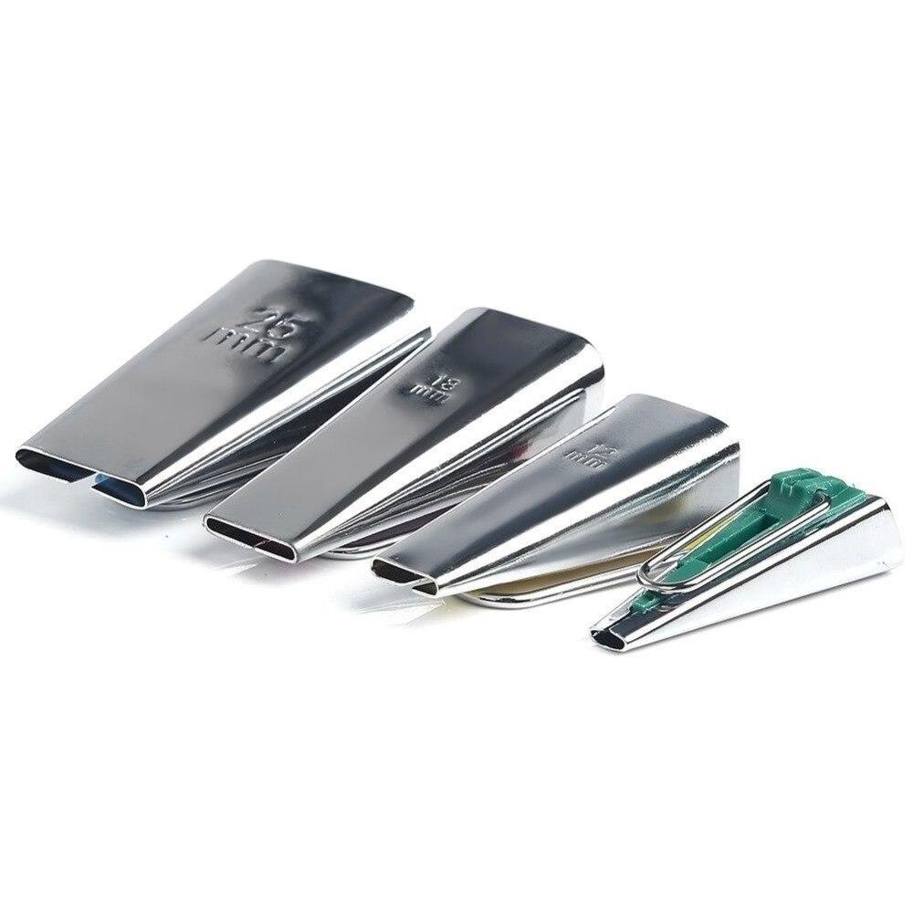 4pc Parça Bias Tape Maker Bağlama Aləti Dördlü Dikiş 6mm 12mm - İncəsənət, sənətkarlıq və tikiş - Fotoqrafiya 6