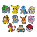 Пикачу из Pokemon Go логотип команды гладить на нашивки UMBREON фильм ТВ игры серии косплэй костюм вышитые эмблемы вентилятор книги по искусству cos - фото