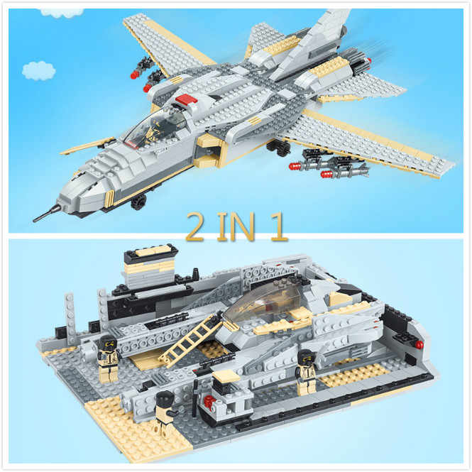 Building Blocks Compatible with Technic J29030 756P Models Building Kits Blocks Toys Hobby Hobbies For Chlidren