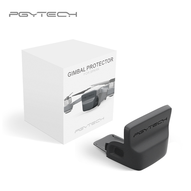 PGYTECH Gimbal Protector For DJI Spark Drone Accessories Gray Transparent Color Free Shipping