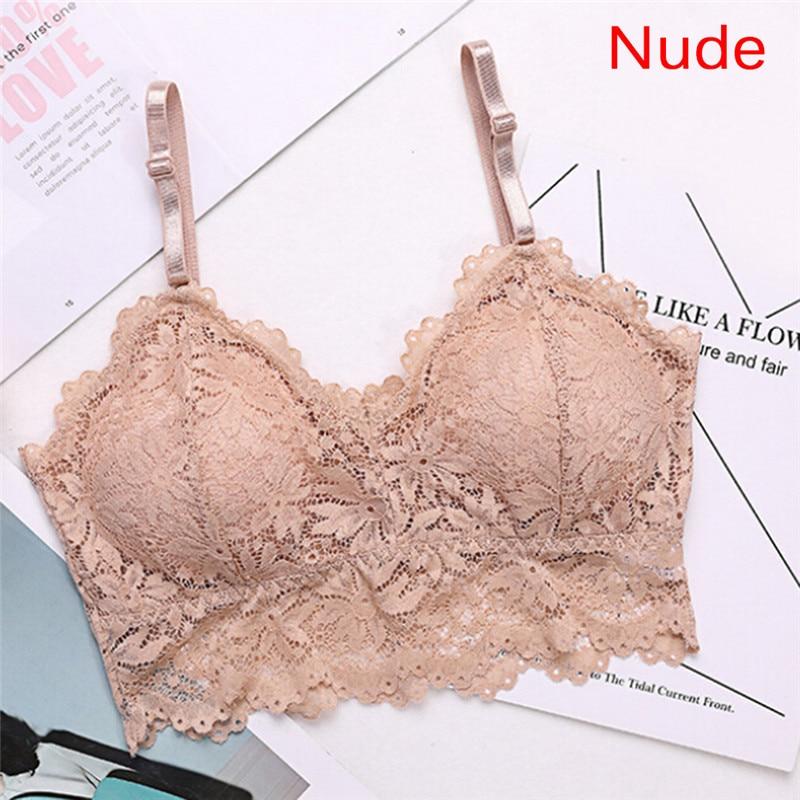 OBSESSIVE 822 Luxury Decorative Peek-a-Boo Lace Bra and Matching Thong Set