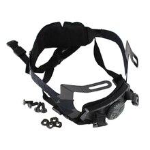 1 шт. регулируемый ремень Тактический шлем аксессуары для пейнтбола общая подвеска Быстрый Шлем для страйкбола охота альпинистский шлем
