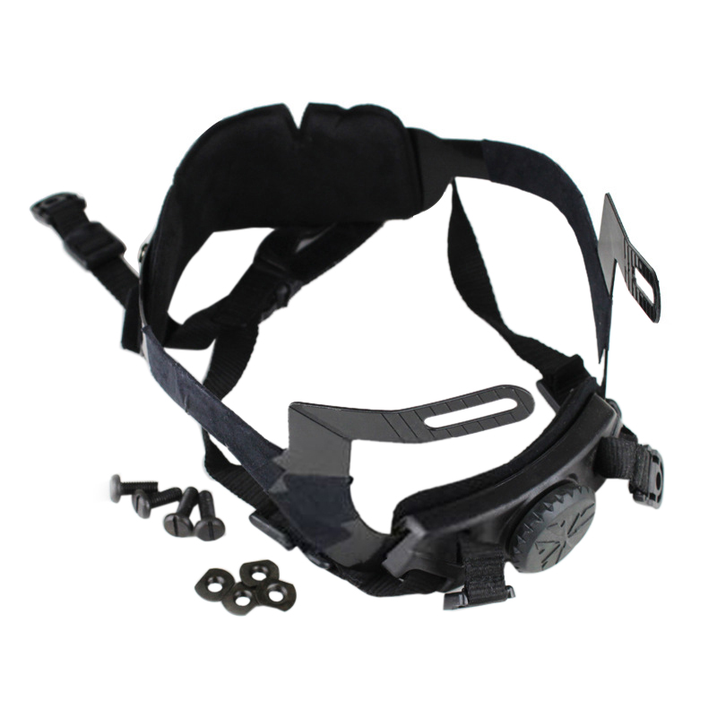 1pcs Adjustable Strap Tactical Helmet Accessories Paintball General Suspension Fast Helmet For Airsoft Hunting Climbing Helmet