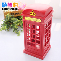 The touch switch LED telephone booth Nightlight bedroom bedside lamp energy saving lamps will be obedient rechargeable