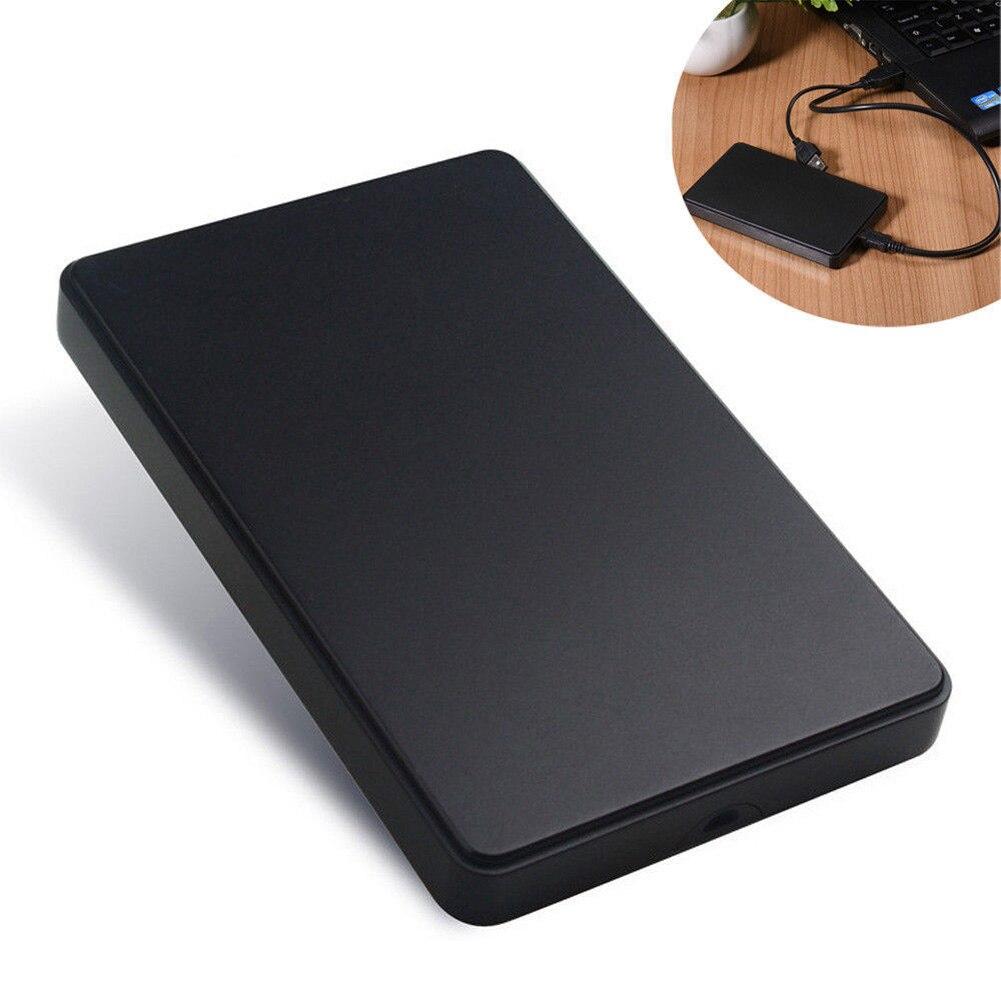 New Portable USB3.0 External Hard Disk PC Desktop Mobile Hard Disk Drives Case for Computer EM88