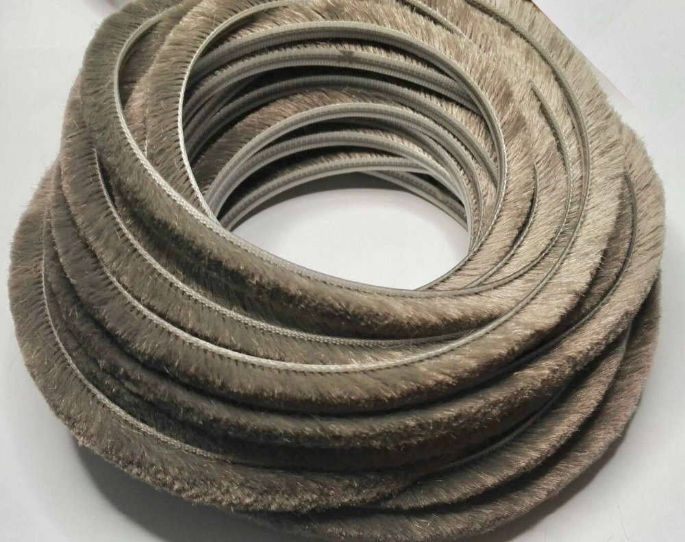 Felt Draught Excluder Wool Pile Seals Weather Seals Strip