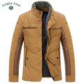 2016 mens chaquetas y abrigos de invierno 90% de Pato Blanco Abajo pato ocasionales Adelgazan abajo hombres chaqueta de abrigo corto párrafo collar coa 011