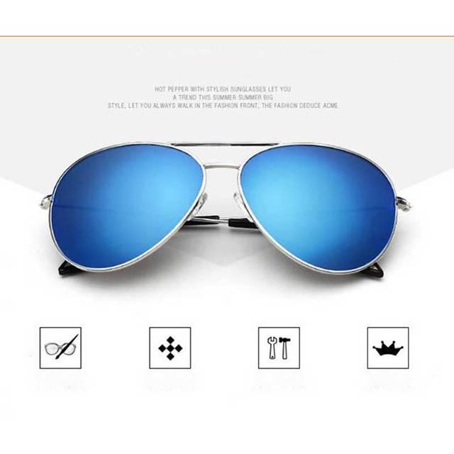 cff063b6d2 Famous Brand Fashion Retro Vintage Aviator Sunglasses Pilot Sun Glasses For Men  Women Eyewear Unisex Glasses