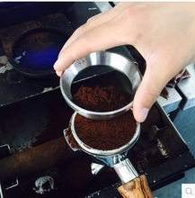 1pc IDR (Intelligent Dosing Ring) for 57-58mm Brewing bowl Stainless Steel accurate amount of Coffee powder espresso barista