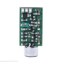 Mini Transmitter Module 88MHZ-108MHZ 0.7-9V Mini Bug Wiretap Dictagraph Interceptor MIC V4.0 Core Board