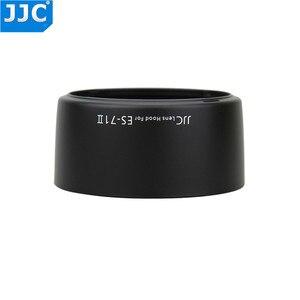 Image 2 - JJC LH 71II Bajonet Camera Zonnekap voor CANON EF 50mm f/1.4 USM Lens vervangt ES 71II