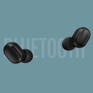 Image 4 - מקורי Xiaomi Redmi AirDots 2 אלחוטי Bluetooth 5.0 אוזניות סטריאו באוזן בס אוזניות עם מיקרופון שמאל ימין נמוך פיגור מצב