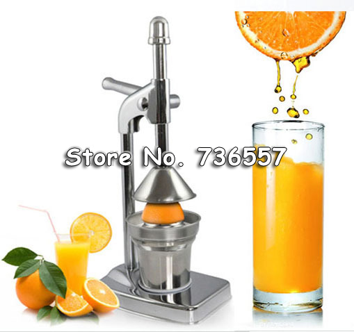 Fast Shipping Food Processing Machinery Stainless steel lemon orange blender juice maker machine цена