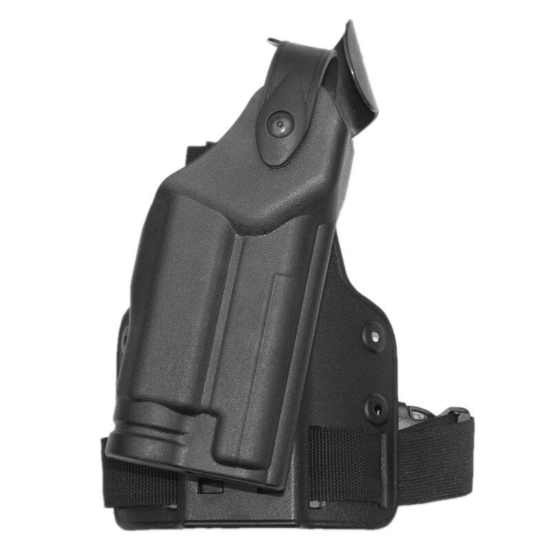 For SIG SAUER P226 P228 P229 P2022 tactical holster hunting puttee thigh drop Leg Gun Holster Light Mounted Gun Case