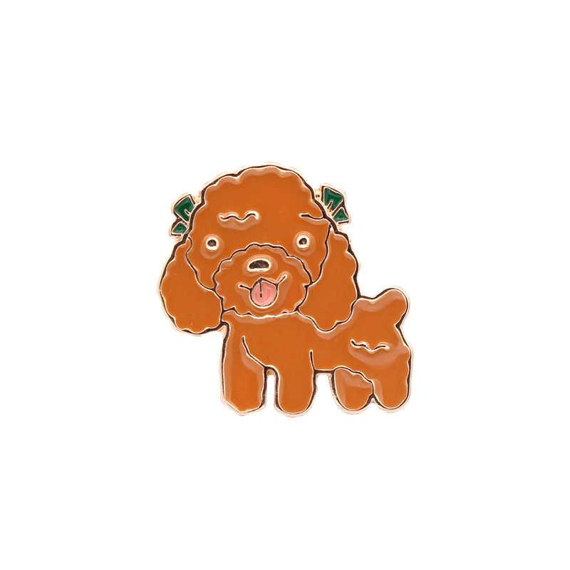 99carats SUMNI падение моды глазури знак Мемориал собаки прекрасный мультфильм в духе