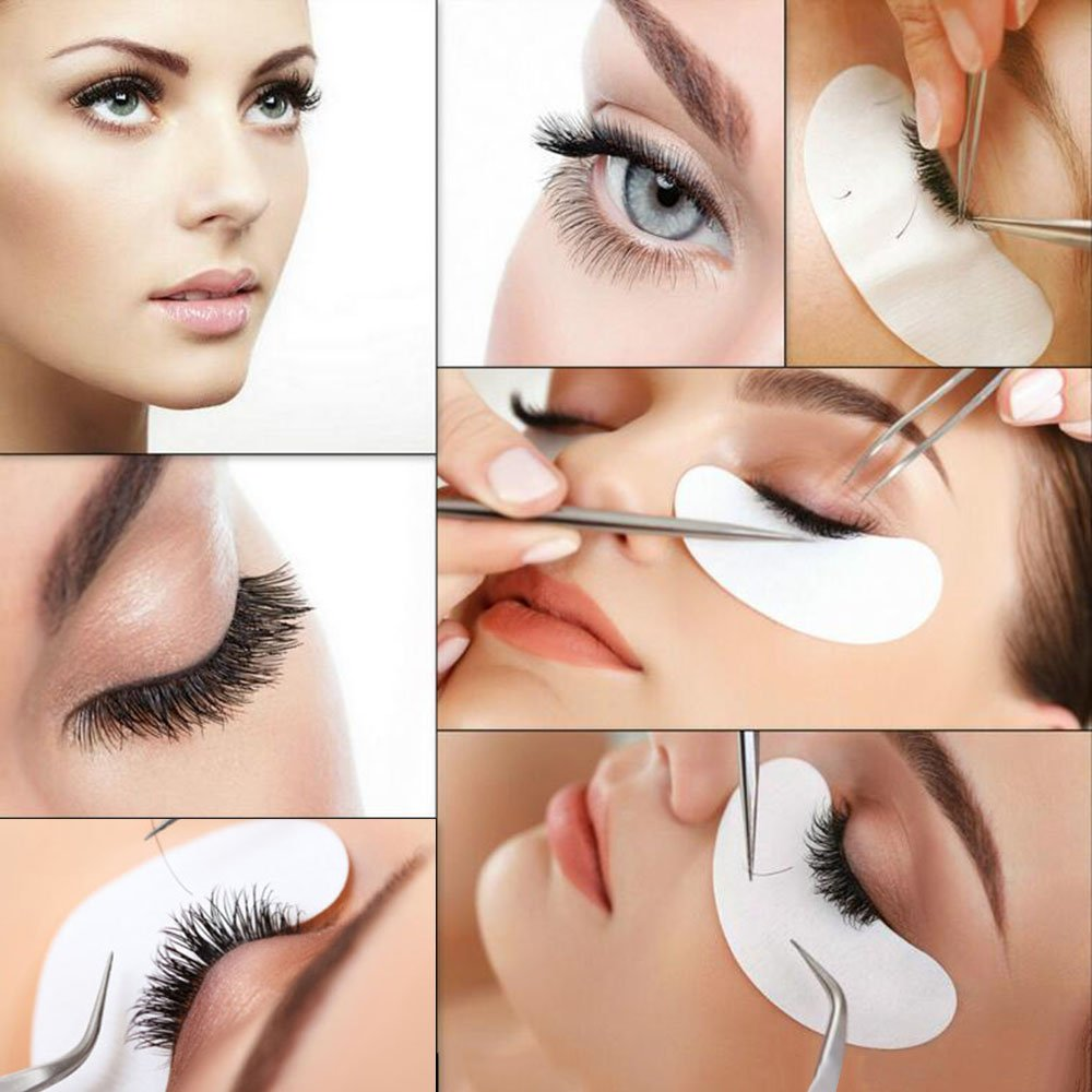 Eyelash Extension Paper Patches Grafted Eye Stickers  6