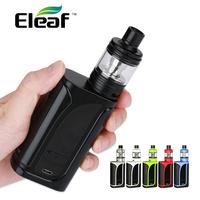 Authentic Eleaf IKuun I200 TC Kit Melo 4 Atmoizer 4 5ml Capacity Built In 4600mAh Battery