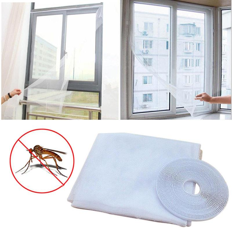 ▽Anti mosquito puerta cortina ventana de malla bug mosca abeja ...