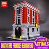 2016 New LEPIN 16001 4695Pcs Ghostbusters Firehouse Headquarters Model Building Kits Model Set Minifigure Brinquedos Legeod