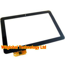 New For Prestigio MultiPad 10.1 Ultimate 3G PMP7100D3G_Quad Tablet Touch Screen Digitizer Glass Sensor Replacement Free Ship