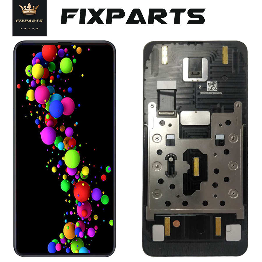 Xiaomi Mi Mix 3 LCD Display No Dead Pixel Mix3 LCD Touch Screen Digitizer Assembly Replacement