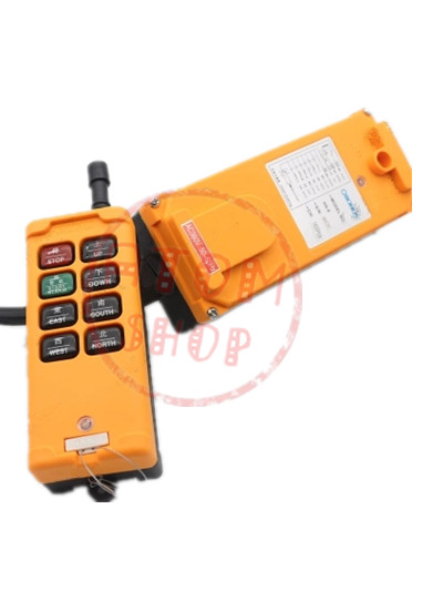 HS-8 3 Motions 8 Channels 1 Speed Hoist Crane Truck Radio Remote Controller 220V цена