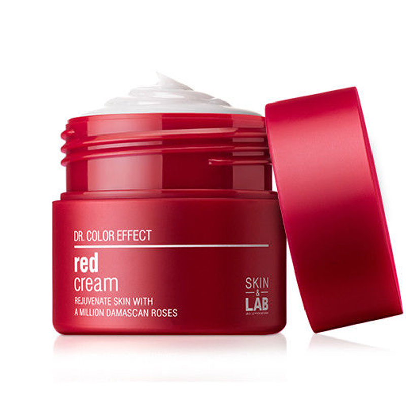 цена на SKIN LAB Red Cream 50ml Face Cream Facial Skin Care Acne Treatment Ageless Moisturizing Whitening Anti Aging Wrinkle