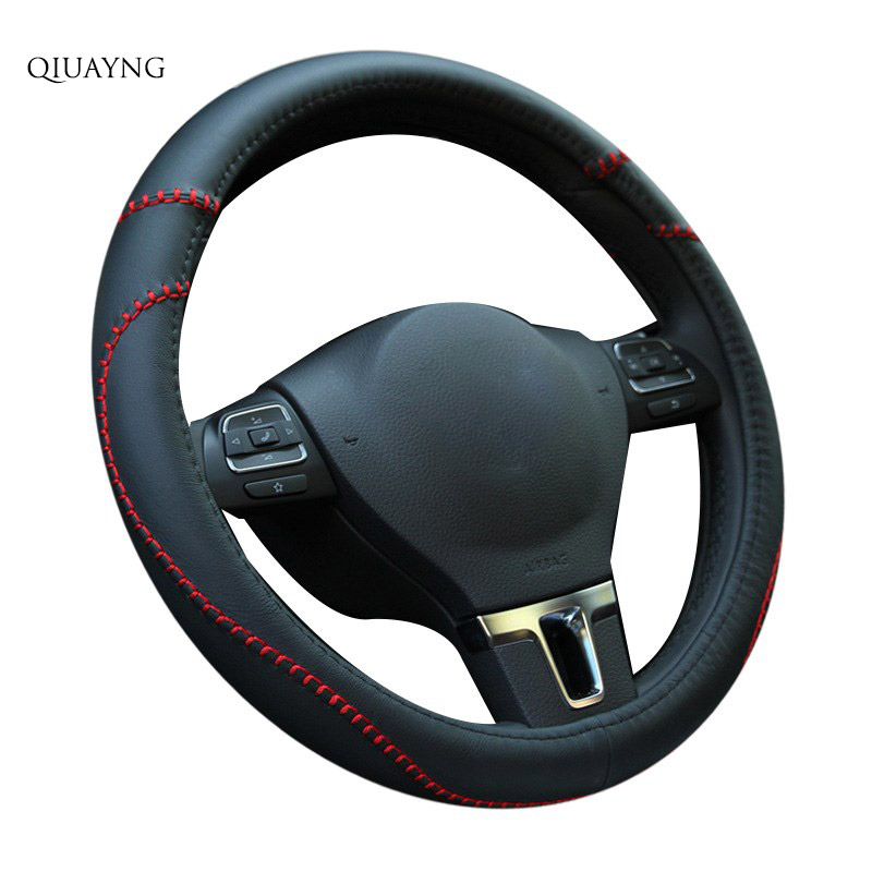 38 cm/15 pouces cadeaux Cool pour AVEO à la mode pour VW LACROSSE Auto couverture de roue à la main remises volant couverture de voiture style