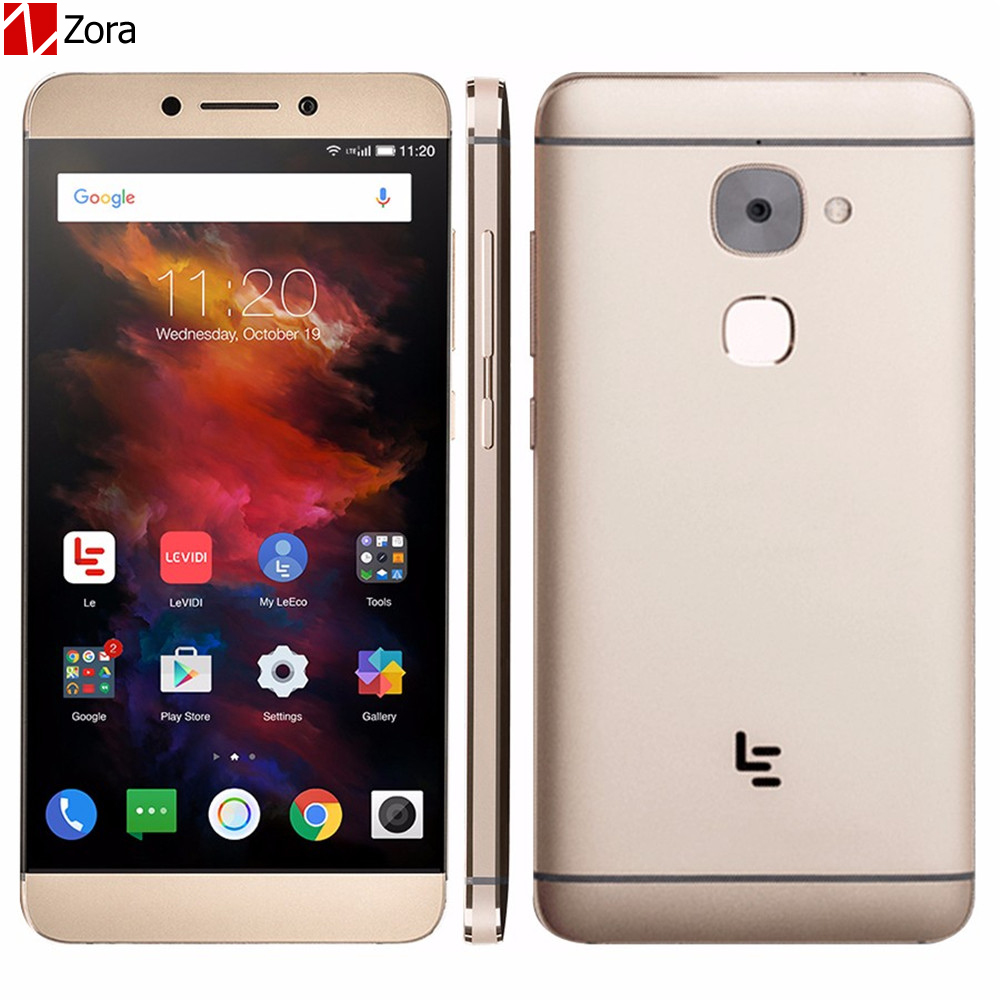 New Arrived Letv LeEco Le S3 3GB 32GB Deca Core Android 6 0 5 5 FHD